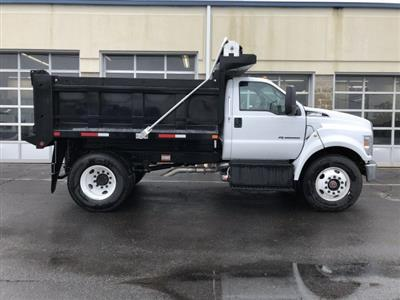 2019 F-650 Regular Cab DRW 4x2,  Godwin 300T Dump Body #FLU34674 - photo 5