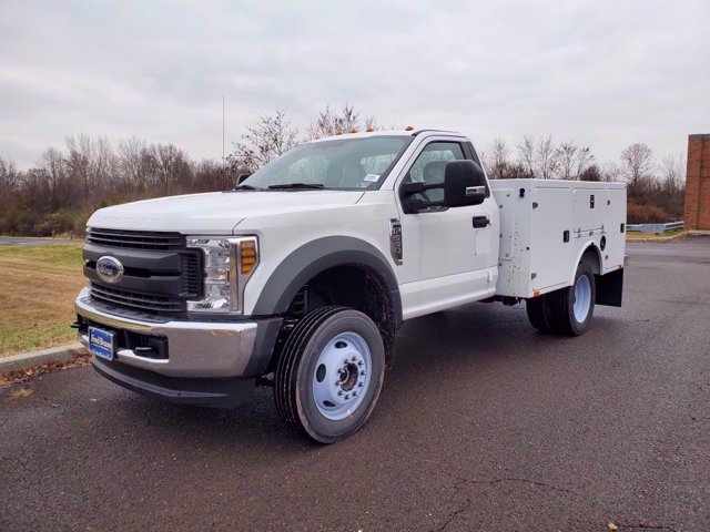 2019 Ford F-550 Regular Cab DRW 4x4, BrandFX EverLast Service Body #FL0284P - photo 5