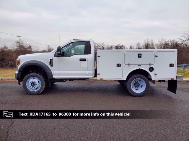 2019 Ford F-550 Regular Cab DRW 4x4, BrandFX EverLast Service Body #FL0284P - photo 6