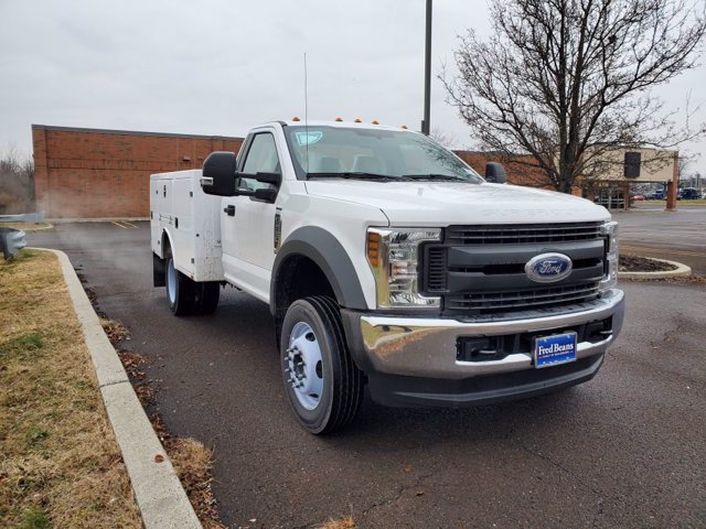 2019 F-550 Regular Cab DRW 4x4,  Cab Chassis #FLU34691 - photo 4