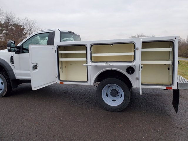 2019 F-550 Regular Cab DRW 4x4, BrandFX EverLast Service Body #FLU34691 - photo 7