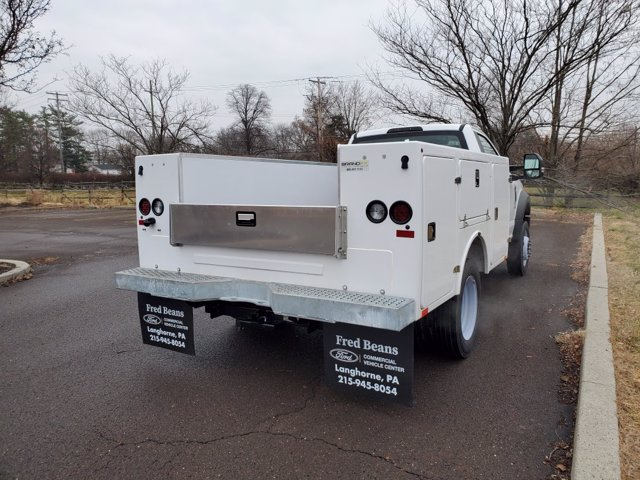 2019 F-550 Regular Cab DRW 4x4, BrandFX EverLast Service Body #FLU34691 - photo 6