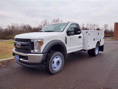 2019 Ford F-550 Regular Cab DRW 4x4, BrandFX EverLast Service Body #FL0284P - photo 7