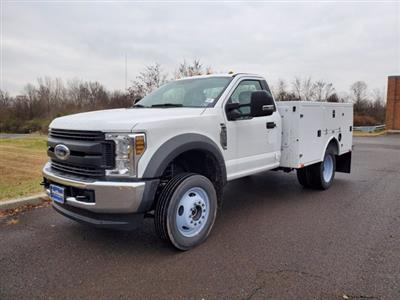 2019 F-550 Regular Cab DRW 4x4, BrandFX EverLast Service Body #FLU34691 - photo 3