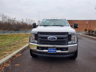 2019 F-550 Regular Cab DRW 4x4,  Cab Chassis #FLU34691 - photo 5