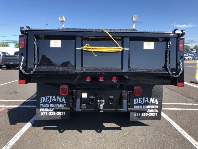 2019 F-450 Regular Cab DRW 4x4,  Rugby Eliminator LP Steel Dump Body #FLU34693 - photo 6