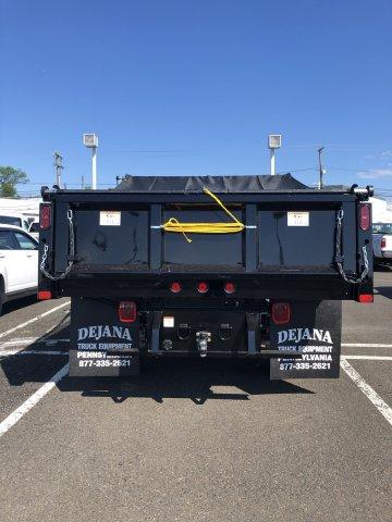2019 F-450 Regular Cab DRW 4x4,  Rugby Eliminator LP Steel Dump Body #FLU34693 - photo 7