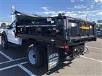 2019 F-450 Regular Cab DRW 4x4,  Rugby Eliminator LP Steel Dump Body #FLU34693 - photo 2