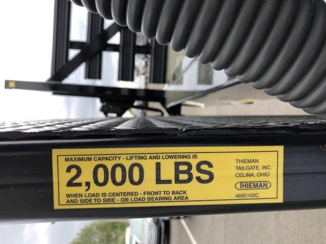 2019 F-450 Regular Cab DRW 4x4,  Knapheide Value-Master X Stake Bed #FLU34695 - photo 5