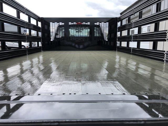 2019 F-450 Regular Cab DRW 4x4,  Knapheide Value-Master X Stake Bed #FLU34695 - photo 6