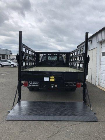 2019 F-450 Regular Cab DRW 4x4,  Knapheide Value-Master X Stake Bed #FLU34695 - photo 7