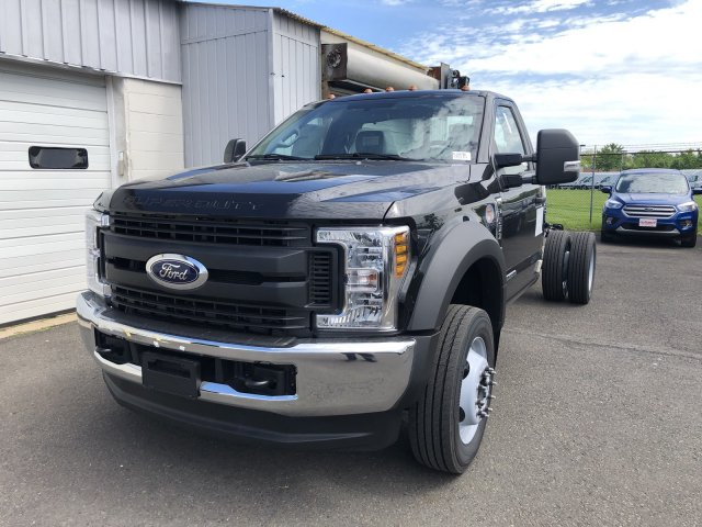 2019 F-550 Regular Cab DRW 4x4,  Cab Chassis #FLU34706 - photo 10