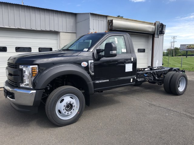 2019 F-550 Regular Cab DRW 4x4,  Cab Chassis #FLU34706 - photo 7