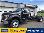 2019 F-550 Regular Cab DRW 4x4,  Cab Chassis #FLU34706 - photo 1
