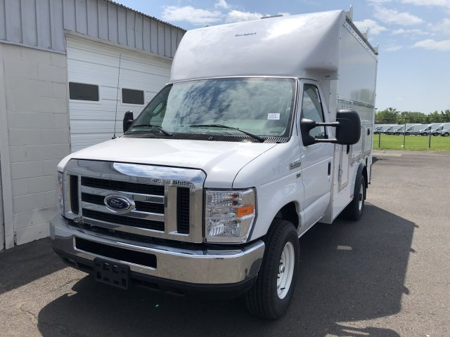 2019 E-350 4x2,  Rockport Workport Service Utility Van #FLU34757 - photo 3