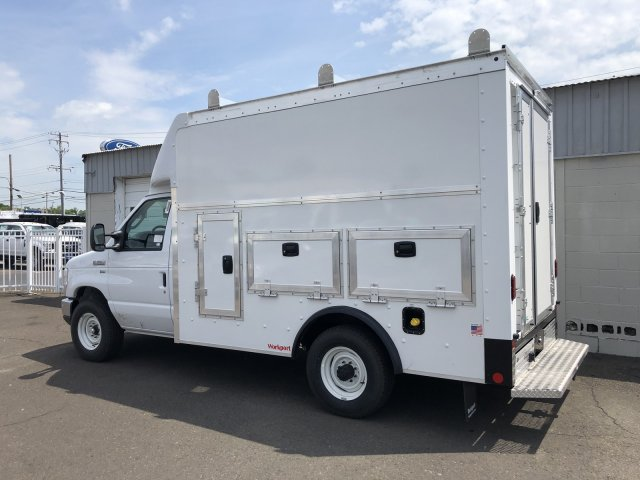 2019 E-350 4x2,  Rockport Service Utility Van #FLU34757 - photo 1