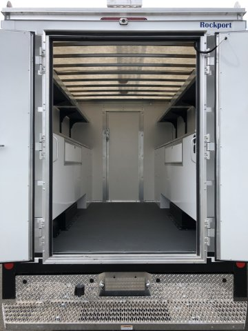 2019 E-350 4x2,  Rockport Workport Service Utility Van #FLU34758 - photo 7