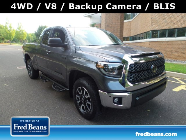 2019 Tundra Double Cab 4x4,  Pickup #FLU347681 - photo 1