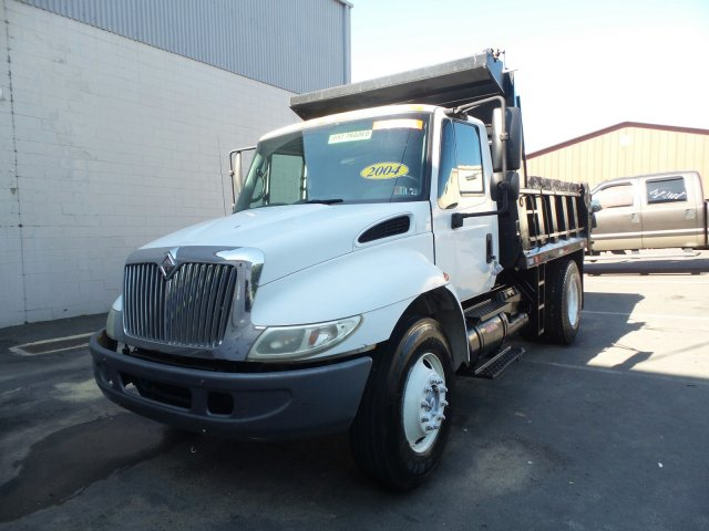 2004 International Truck,  Dump Body #FLU347691 - photo 2