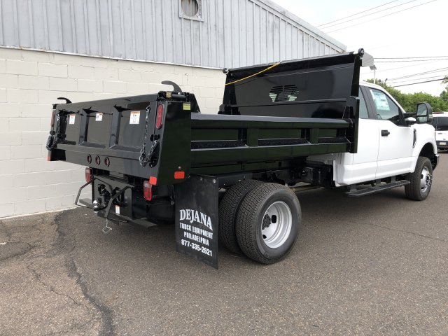 2019 F-350 Super Cab DRW 4x4,  Rugby Eliminator LP Steel Dump Body #FLU34807 - photo 2