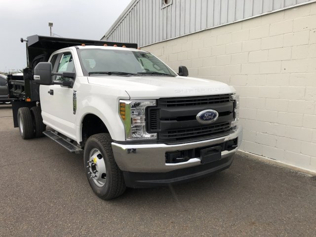 2019 F-350 Super Cab DRW 4x4,  Rugby Eliminator LP Steel Dump Body #FLU34807 - photo 6