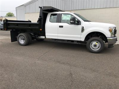 2019 F-350 Super Cab DRW 4x4,  Rugby Eliminator LP Steel Dump Body #FLU34807 - photo 7