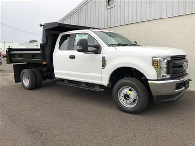 2019 F-350 Super Cab DRW 4x4,  Rugby Eliminator LP Steel Dump Body #FLU34807 - photo 9