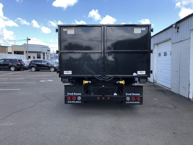 2019 F-550 Crew Cab DRW 4x4,  Switch N Go Drop Box Hooklift Body #FLU34850 - photo 11