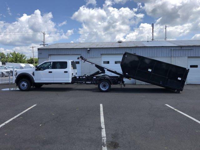 2019 F-550 Crew Cab DRW 4x4,  Switch N Go Drop Box Hooklift Body #FLU34850 - photo 2