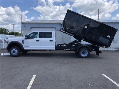 2019 F-550 Crew Cab DRW 4x4,  Switch N Go Drop Box Hooklift Body #FLU34850 - photo 5