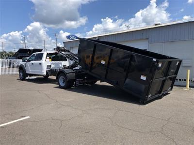 2019 F-550 Crew Cab DRW 4x4,  Switch N Go Drop Box Hooklift Body #FLU34850 - photo 6