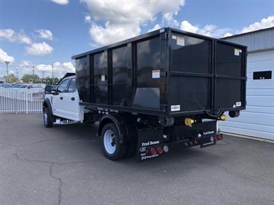 2019 F-550 Crew Cab DRW 4x4,  Switch N Go Drop Box Hooklift Body #FLU34850 - photo 10