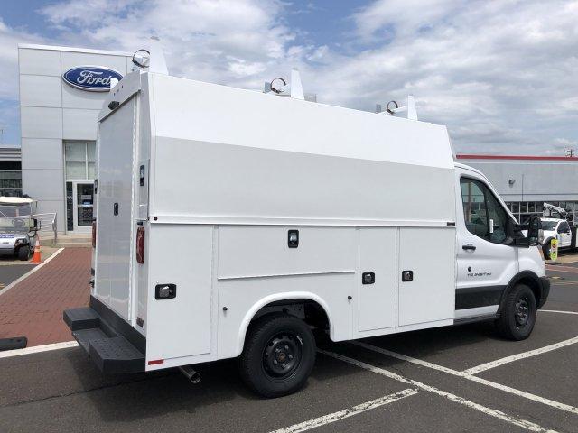 2019 Transit 350 4x2,  Knapheide KUV Service Utility Van #FLU34851 - photo 2