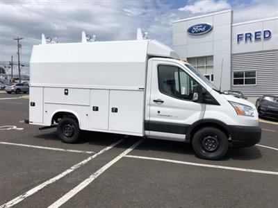 2019 Transit 350 4x2,  Knapheide KUV Service Utility Van #FLU34851 - photo 3