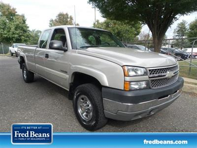 2005 Silverado 2500 Extended Cab 4x4,  Pickup #FLU348841 - photo 1