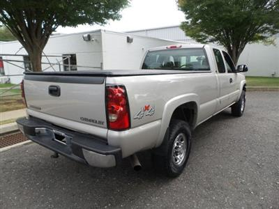 2005 Silverado 2500 Extended Cab 4x4,  Pickup #FLU348841 - photo 3