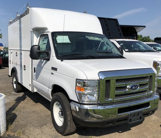 2019 E-350 4x2,  Supreme Spartan Service Utility Van #FLU34915 - photo 2