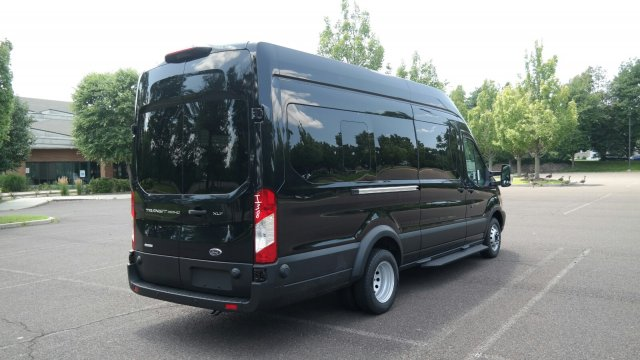 2019 Transit 350 HD High Roof DRW 4x2,  Passenger Wagon #FLU34930 - photo 2