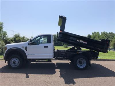 2019 F-450 Regular Cab DRW 4x4, Reading Marauder SL Dump Body #FLU35004 - photo 6