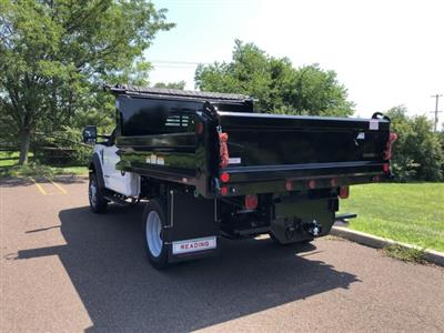 2019 F-450 Regular Cab DRW 4x4, Reading Marauder SL Dump Body #FLU35004 - photo 2