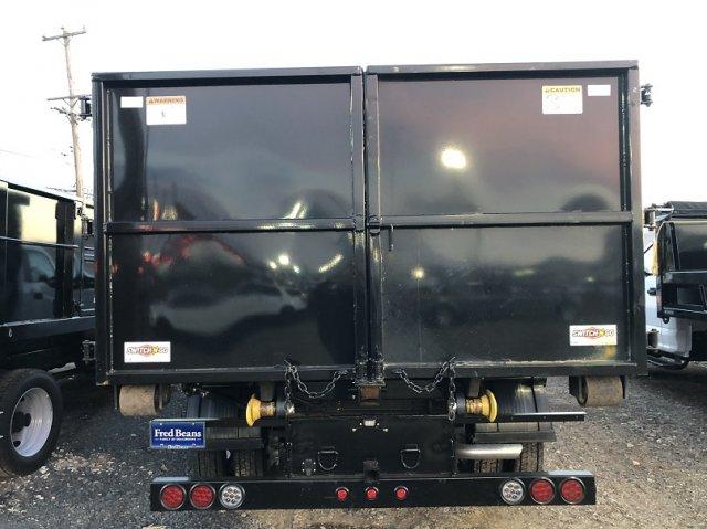 2019 F-550 Regular Cab DRW 4x4, Switch N Go Drop Box Hooklift Body #FLU35010 - photo 6
