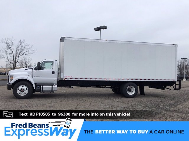 2019 F-750 Regular Cab DRW 4x2,  Morgan Dry Freight #FLU35013 - photo 1