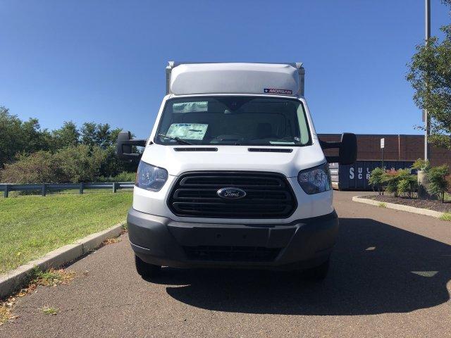 2019 Transit 350 HD DRW 4x2,  Morgan Mini-Mover Cutaway Van #FLU35015 - photo 8