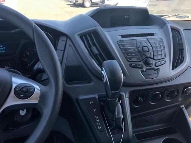 2019 Transit 350 HD DRW 4x2,  Morgan Mini-Mover Cutaway Van #FLU35015 - photo 9