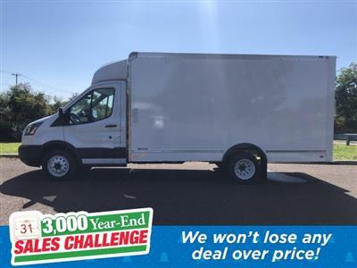 2019 Transit 350 HD DRW 4x2,  Morgan Mini-Mover Cutaway Van #FLU35015 - photo 1