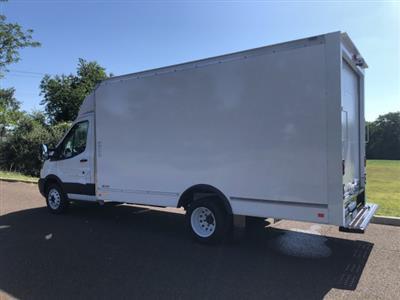 2019 Transit 350 HD DRW 4x2,  Morgan Mini-Mover Cutaway Van #FLU35015 - photo 3