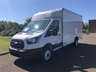 2019 Transit 350 HD DRW 4x2,  Morgan Mini-Mover Cutaway Van #FLU35015 - photo 7