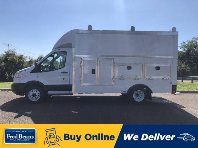 2019 Transit 350 HD DRW 4x2, Rockport Service Utility Van #FLU35024 - photo 1