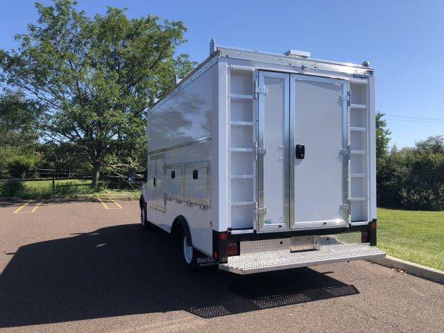 2019 Transit 350 HD DRW 4x2, Rockport Workport Service Utility Van #FLU35024 - photo 3