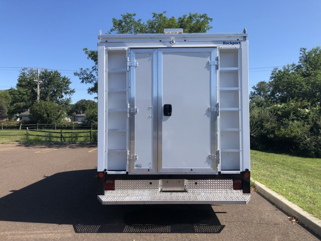 2019 Transit 350 HD DRW 4x2,  Rockport Workport Service Utility Van #FLU35024 - photo 4